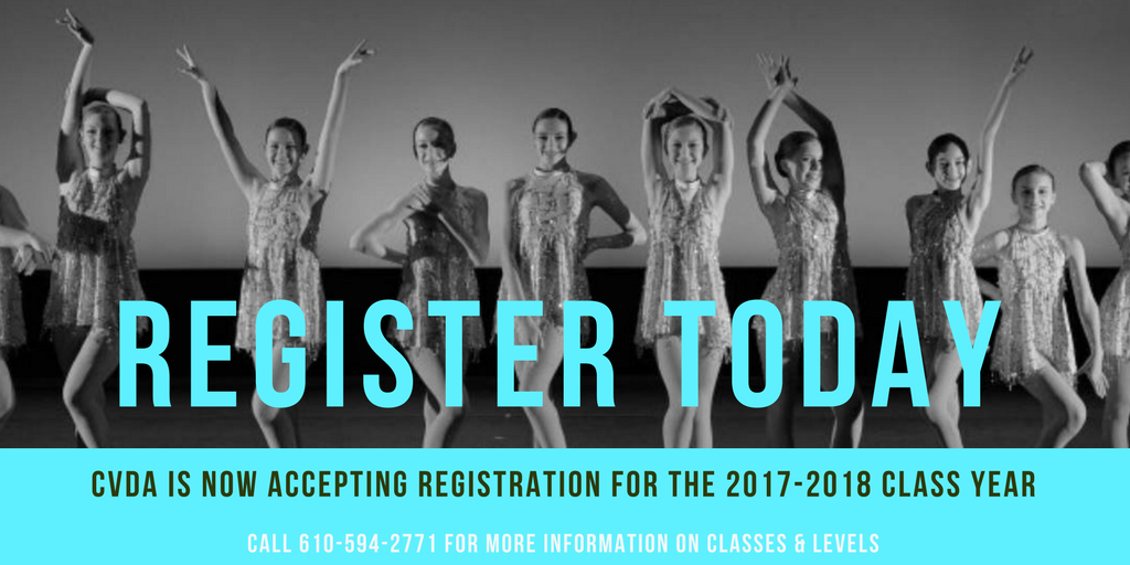 Registration Now Open Chester Valley Dance Academy LLC